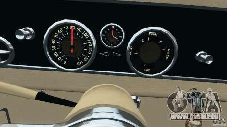 Buick Riviera 1966 v1.0 pour GTA 4 est une vue de l'intérieur