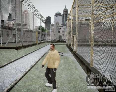 Prison Break Mod pour GTA 4 troisième écran