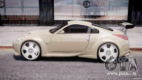 Nissan 350Z Veilside Tuning pour GTA 4 Vue arrière de la gauche