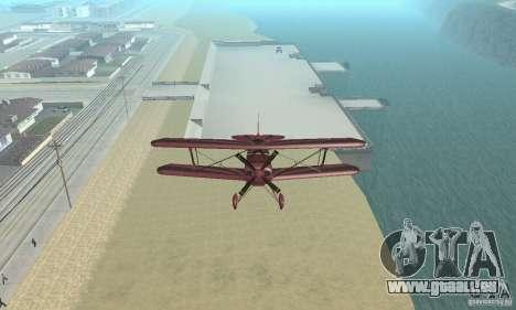 Extra 300L pour GTA San Andreas vue de droite