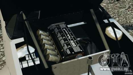 BMW M1 Procar pour GTA 4 Vue arrière