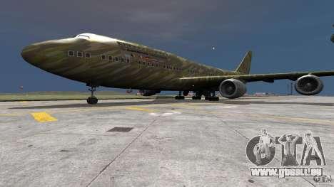 Airbus Military Mod pour GTA 4