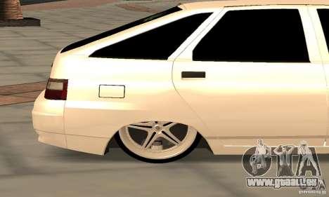 VAZ-2112 für GTA San Andreas rechten Ansicht