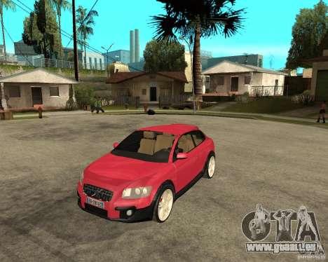 VOLVO C 30 T5 DEL 2008 pour GTA San Andreas