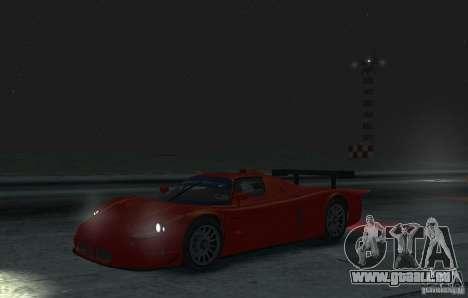 Maserati MC12 R für GTA 4 linke Ansicht
