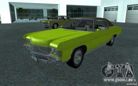 Chevrolet Impala 1971 pour GTA San Andreas