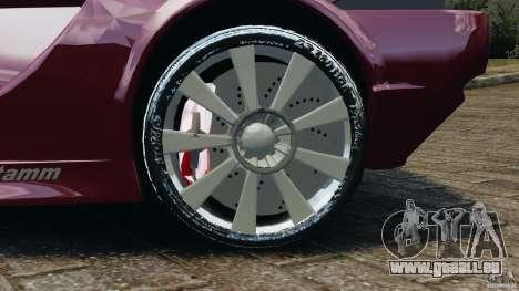 K-1 Attack Roadster v2.0 für GTA 4 Seitenansicht