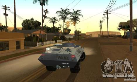 Enb Series HD v2 für GTA San Andreas elften Screenshot