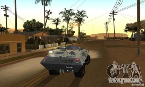 Enb Series HD v2 für GTA San Andreas elften Screenshot