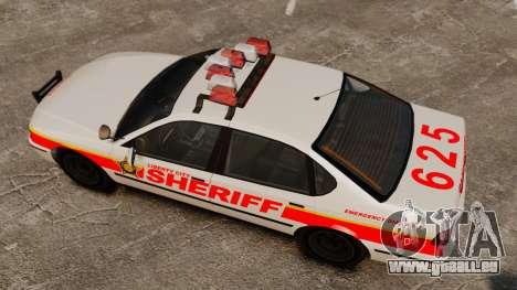 Nouvelle patrouille de Police pour GTA 4 est un droit