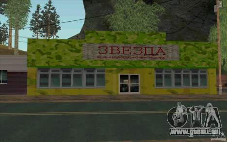 Un nouveau village Dillimur pour GTA San Andreas septième écran