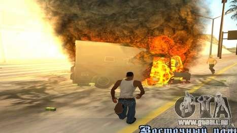 Bonus Sammler v1. 2 für GTA San Andreas fünften Screenshot