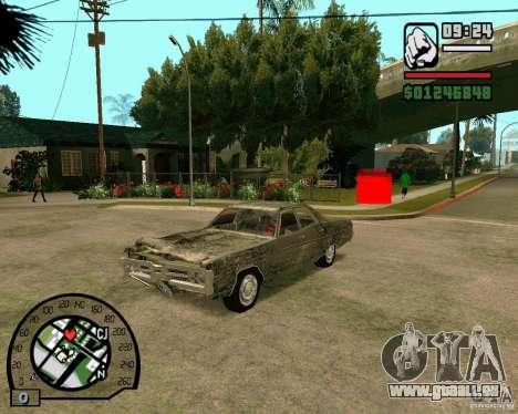 Plymouth Fury III pour GTA San Andreas
