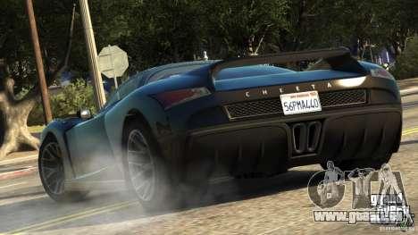 Écrans de chargement de GTA 5 pour GTA San Andreas troisième écran