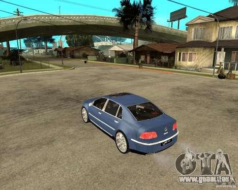 Volkswagen Phaeton für GTA San Andreas linke Ansicht