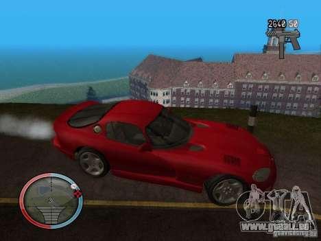 GTA IV HUD Final pour GTA San Andreas huitième écran