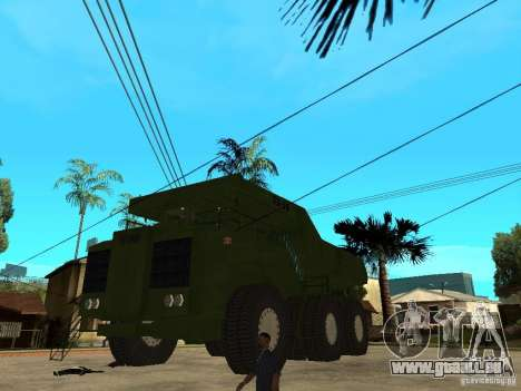 Belaz für GTA San Andreas
