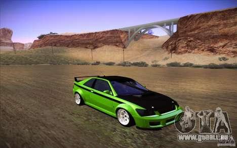 GTA IV Sultan RS pour GTA San Andreas