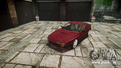 Mazda RX7 FC3S pour GTA 4