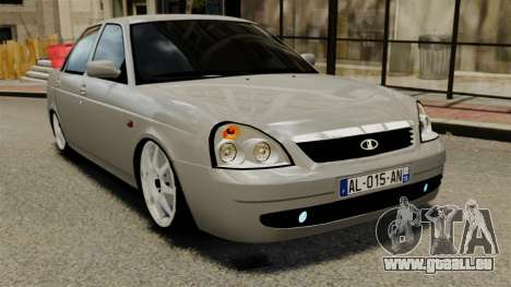 Vaz-2170 pour GTA 4