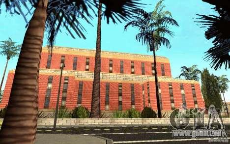 Neue Texturen für das Krankenhaus in Los Santos für GTA San Andreas fünften Screenshot