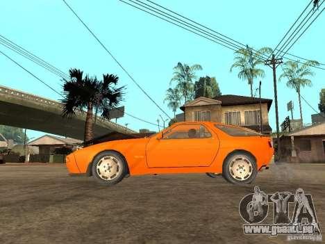 Porsche 928 pour GTA San Andreas laissé vue