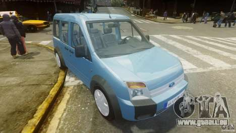 Ford Connect 2007 pour GTA 4