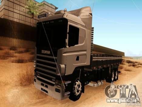 Scania 124G R400 pour GTA San Andreas