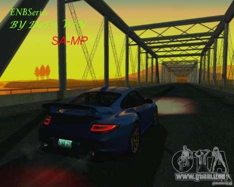 ENBSeries by DeEn WiN v2.1 SA-MP pour GTA San Andreas