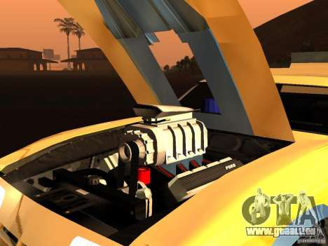 Ford Falcon XB Coupe Interceptor für GTA San Andreas rechten Ansicht