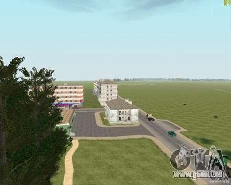 Un Busaevo pour le CD pour GTA San Andreas troisième écran