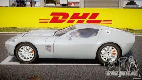 Ford GR-1 für GTA 4 hinten links Ansicht