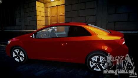 KIA Forte Koup für GTA 4 linke Ansicht