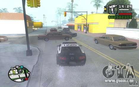 Trafic pour GTA San Andreas pour GTA San Andreas