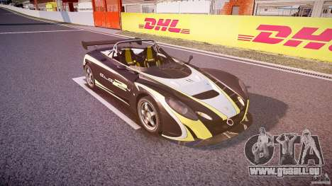 Lotus 2-11 für GTA 4 Seitenansicht