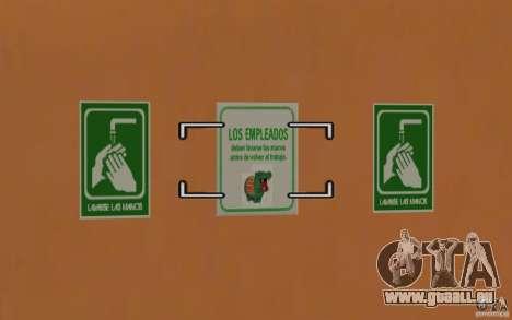 Pumper Nic Mod für GTA San Andreas neunten Screenshot