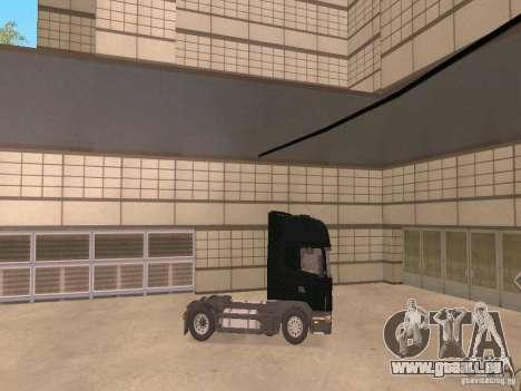 Scania 124L 420 pour GTA San Andreas vue de droite
