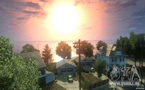 Menü- und Boot-Bildschirme von Liberty City in G für GTA San Andreas neunten Screenshot
