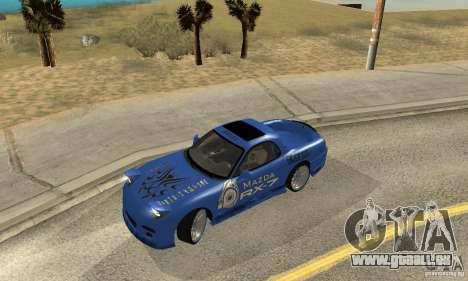 Mazda RX-7 Pickup pour GTA San Andreas