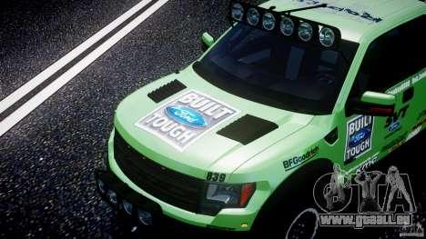 Ford F150 Racing Raptor XT 2011 pour GTA 4