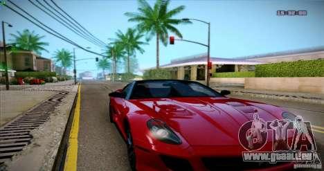 Paradise Graphics Mod (SA:MP Edition) pour GTA San Andreas deuxième écran