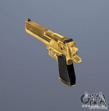 Grims weapon pack3-2 pour GTA San Andreas huitième écran