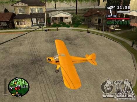 Piper J-3 Cub pour GTA San Andreas