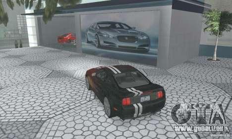 Saleen S281 Pack 1 für GTA San Andreas Seitenansicht