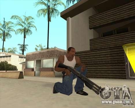 Benelli M3 Super 90 für GTA San Andreas dritten Screenshot