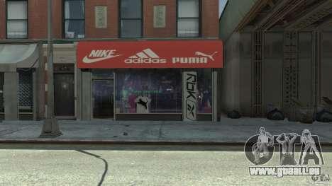 New gas station für GTA 4 sechsten Screenshot