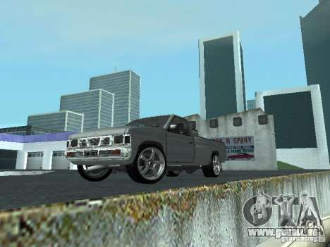 Nissan Pick-up D21 für GTA San Andreas linke Ansicht