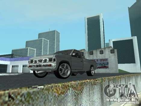 Nissan Pick-up D21 für GTA San Andreas linke Ansicht