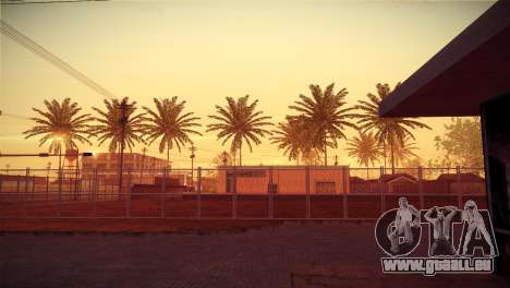 HD Trees pour GTA San Andreas