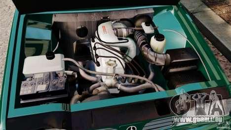 Daewoo-FSO Polonez Caro Plus 1.6 GSI 1998 Final pour GTA 4 est un droit